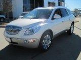2010 White Diamond Tricoat Buick Enclave CXL #26935661