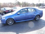 2007 Kinetic Blue Pearl Acura TL 3.5 Type-S #26935828