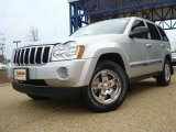 2006 Bright Silver Metallic Jeep Grand Cherokee Limited 4x4 #26935371