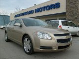 2008 Sandstone Metallic Chevrolet Malibu LT Sedan #26935837