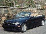 2006 Monaco Blue Metallic BMW 3 Series 330i Convertible #26935394