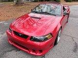 2000 Laser Red Metallic Ford Mustang Saleen S281 Speedster #26996657