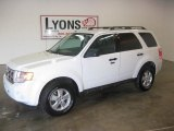 2009 Oxford White Ford Escape XLT V6 4WD #26996379