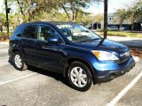 2009 Royal Blue Pearl Honda CR-V EX-L #26996424