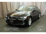 2008 Black Sapphire Metallic BMW 3 Series 335xi Coupe #26996458