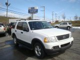 2003 Oxford White Ford Explorer XLT 4x4 #26996604