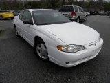 2000 Bright White Chevrolet Monte Carlo SS #26996749