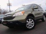 2007 Green Tea Metallic Honda CR-V EX-L #26996624