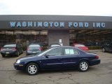 2000 Medium Royal Blue Metallic Mercury Sable LS Premium Sedan #26996787