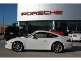 2007 Carrara White Porsche 911 Carrera S Coupe #2703588
