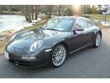 2007 Slate Grey Metallic Porsche 911 Targa 4S #2697676