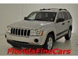 2006 Bright Silver Metallic Jeep Grand Cherokee Laredo #27051371