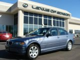 2003 Steel Blue Metallic BMW 3 Series 325xi Sedan #2700481