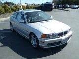 2001 Titanium Silver Metallic BMW 3 Series 330i Coupe #27066809