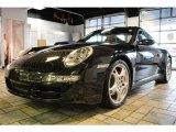 2008 Basalt Black Metallic Porsche 911 Targa 4S #27051246