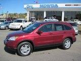 2010 Tango Red Pearl Honda CR-V EX-L #27071226