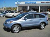 2010 Glacier Blue Metallic Honda CR-V EX-L #27071227