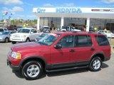2003 Redfire Metallic Ford Explorer XLT #27071241