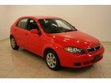 2005 Suzuki Reno Super Red