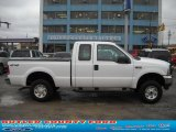 2004 Oxford White Ford F250 Super Duty XL SuperCab 4x4 #27071066