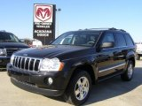2006 Black Jeep Grand Cherokee Limited #27071082