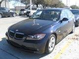 2008 Monaco Blue Metallic BMW 3 Series 328i Sedan #27071281