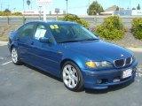 2003 Mystic Blue Metallic BMW 3 Series 325i Sedan #27070950