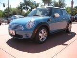 2007 Laser Blue Metallic Mini Cooper Hardtop #27070968
