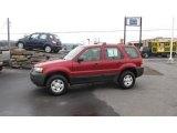 2006 Redfire Metallic Ford Escape XLS 4WD #27071328