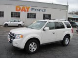 2009 White Suede Ford Escape Limited V6 4WD #27070996