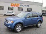 2009 Sport Blue Metallic Ford Escape XLT V6 4WD #27071000