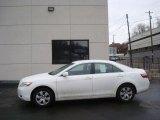 2008 Super White Toyota Camry LE #27071469