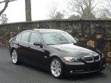 2007 Black Sapphire Metallic BMW 3 Series 335i Sedan #27071028