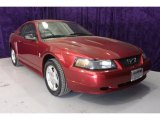 2003 Redfire Metallic Ford Mustang V6 Coupe #27071179