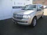 2008 Vapor Silver Metallic Lincoln Navigator Luxury 4x4 #27113118