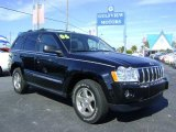 2006 Black Jeep Grand Cherokee Limited #2699859