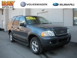 2003 Medium Wedgewood Blue Metallic Ford Explorer XLT 4x4 #27113292