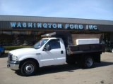 2007 Ford F350 Super Duty XL Regular Cab Chassis Data, Info and Specs