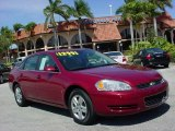 2006 Sport Red Metallic Chevrolet Impala LS #27113306