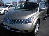 2007 Chardonnay Metallic Nissan Murano S AWD #27113473