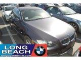 2007 Sparkling Graphite Metallic BMW 3 Series 328i Coupe #27113493