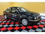 2002 Jaguar X-Type Emerald Metallic
