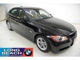 2008 Black Sapphire Metallic BMW 3 Series 328i Sedan #27113497
