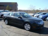 2010 Atlantis Green Metallic Ford Fusion SE #27113360
