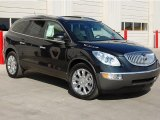 2010 Carbon Black Metallic Buick Enclave CXL AWD #27113208
