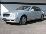 2004 Brilliant Silver Metallic Mercedes-Benz S 430 4Matic Sedan #27113533