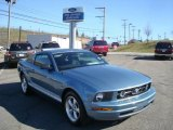 2007 Vista Blue Metallic Ford Mustang V6 Premium Coupe #27113370