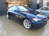 2007 Monaco Blue Metallic BMW 3 Series 335i Sedan #27113703