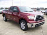 2010 Salsa Red Pearl Toyota Tundra Double Cab #27169208
