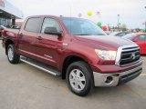 2010 Salsa Red Pearl Toyota Tundra CrewMax 4x4 #27169209